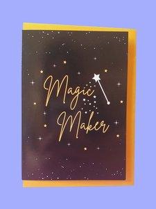 Sew Anonymous -  Kaart Magic Maker €3,50 p/s