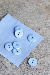 mind the MAKER 18mm FADED BLUE CURB COTTON €1,60 p/s
