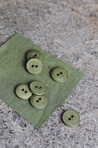 mind the MAKER 18mm OLIVE GREEN CURB COTTON €1,60 p/s