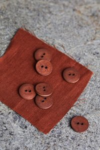 mind the MAKER 18mm SIENNA CURB COTTON €1,60 p/s