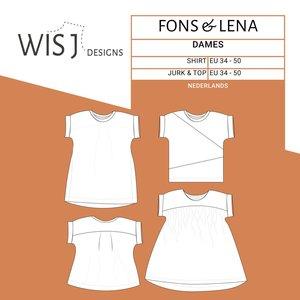 WISJ - Fons en Lena DAMES 34t/m50 €12