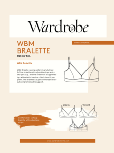Wardrobe by Me - Bralette €16,50