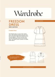 Wardrobe by Me - Freedom Dress €16,50