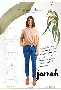 Megan Nielsen - Jarrah sweater €19,95