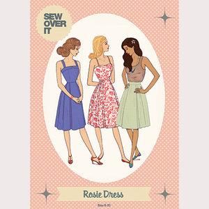 Sew Over It - Rosie Dress €15