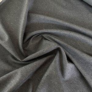 Green Recycled Textiles - Denim grey melange TWILL  €33,90 p/m