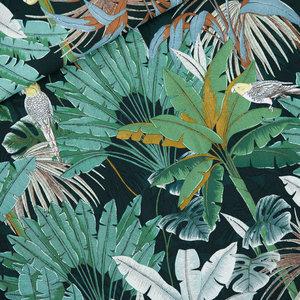 See you at six - Jungle Green Gables VISCOSE €15 p/m