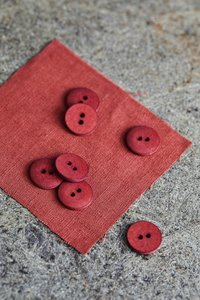 mind the MAKER 18mm CORAL RED CURB COTTON €1,60 p/s