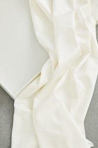 meetMilk - Stretch Jersey - WHITE met TENCEL™ Lyocell vezels €21,50 p/m