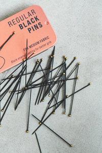 SEWPLY - Regular Black pins