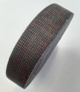 Tassenband GREY - BRONZE LUREX 40mm €4,50 p/m