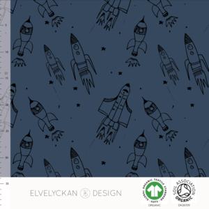 Elvelyckan  - Rockets Dark Blue 015 JERSEY €23 p/m