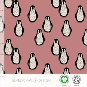 Elvelyckan  - Penguin Blush Pink 51 JERSEY €23 p/m