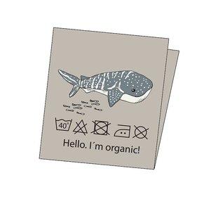Elvelyckan  - Whale Shark LABELS €4 p/m