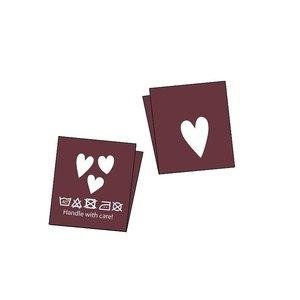 Elvelyckan  - Combipack Hearts Wine LABELS €5 p/m