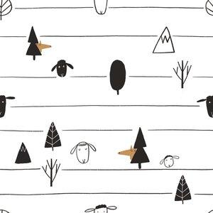 Katia- Black sheeps stripes JERSEY€ 14,- p/m