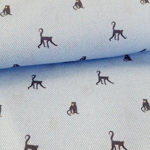COUPON 140cm Monkey Business COTTON €18,-
