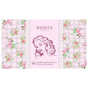 Bohin Naaldboekje PINK MARLENE €12,95