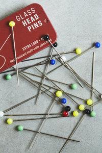 SEWPLY - Glass head Pins 49 mm
