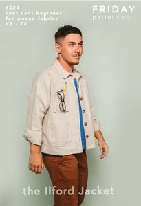 Friday Pattern Co. - The Ilford Jacket €19,95