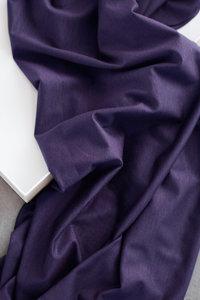 meetMilk - Stretch Jersey - Purple Night met TENCEL™ Lyocell vezels €21,50 p/m