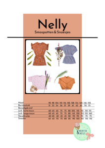 Smospotten&Snoesjes - Nelly mt 92-152 €15