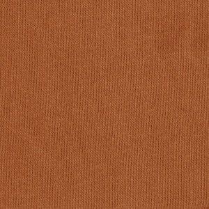 COUPON 100 CM C. Pauli - Caramel brushed sweat 25,50 p/m GOTS