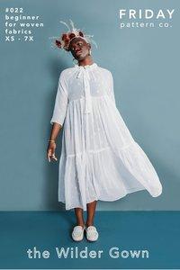 Friday Pattern Co. - Wilder Gown €19,95