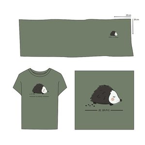 Elvelyckan  - Paneel Hedgehog Green €28,90 p/m