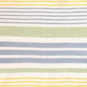 Katia- Panama stripes green € 15,- p/m