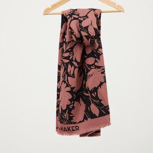 mindtheMAKER - Floral Shade Rosewood Leia Crepe 100%LENZING™ECOVERO™ Viscose €22,50 p/m