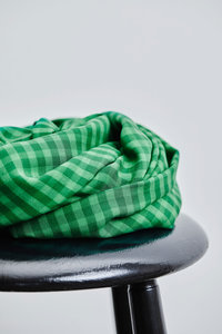 meetMilk TWO TONE CHECK TWILL met TENCEL™ Lyocell-vezels - Frog €27,5 p/m