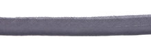 Grijs - paspelband 4mm