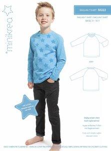 Minikrea raglan shirt 50222