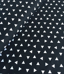 Robert Kaufman - Black triangles €15,80 p/m