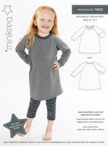 Minikrea Raglan dress 50022