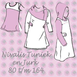Sofilantjes Nivalis Dress