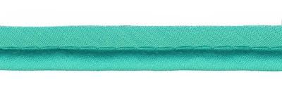 Zeeblauw - paspelband 4mm