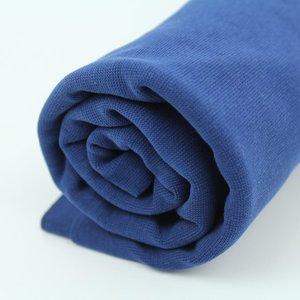 Boordstof marineblauw 160 cm breed