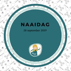 UITVERKOCHT Ticket 28 september 2019 Naaidag