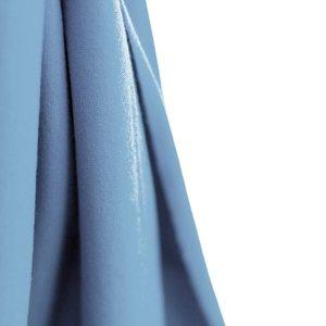 Solid stonewash blue - €16,80 p/m GOTS