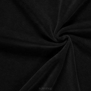 Zwarte velvet