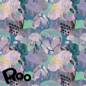 Roo - Underwater (bio jersey) €24 p/m