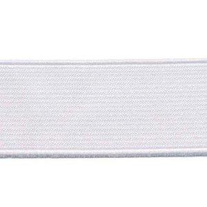 Wit elastiek 30 mm