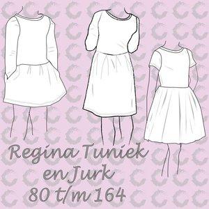 Sofilantjes Regina (jurk)