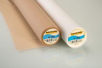 Vlieseline G785 WIT -  vlieseline voor viscose e.d. €9,50 p/m