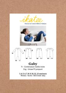 Ikatee - Gaby PJ Jumpsuit 3/12j