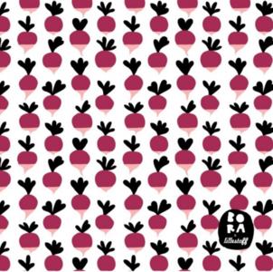 Lillestoff -  Little radish jersey €20 p/m GOTS