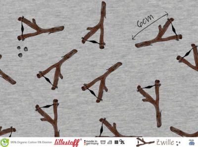 Lillestoff -  Zwille jersey €20 p/m GOTS