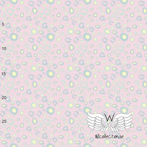 WCollection - Leo pink pastel (biojersey) €23,50 p/m